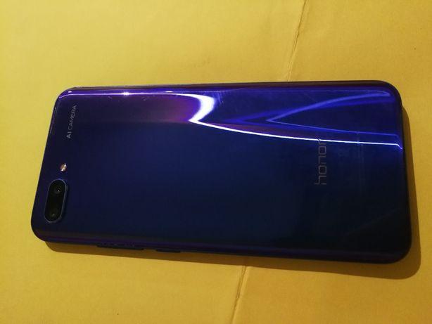 Honor 10 128Gb/4Gb niebiesko - fioletowy Phantom Blue - Stan IDEALNY