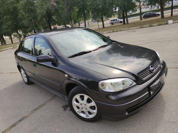 Opel Astra-G 1.6 бенз. 2001 г  РАСТАМОЖЕН  ! ! !