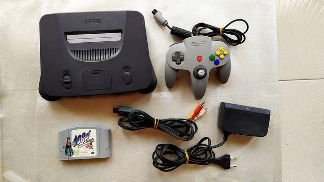 Nintendo 64, consola