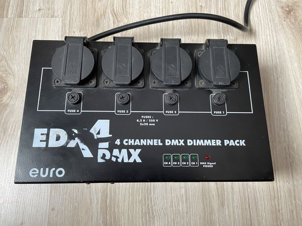 Eurolite EDX Dimmer Pack