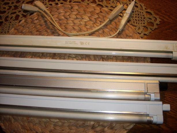 świetlówki do oświetlenia pod szafkowego w kuchni