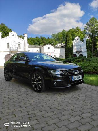AUDI A4 B8 * Salon Polska*Aso Audi*niski orginalny przebieg