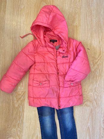 Весна осень курточка. 4-6 лет