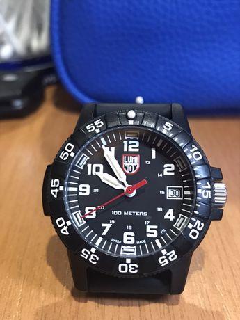 Тактические часы Luminox с тритиевой подсветкой не tissot,orient,seiko