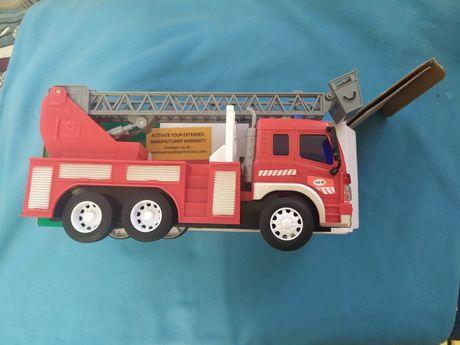 Машина пожарна нова в коробці Італія