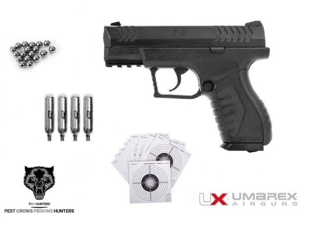 177 12 Pistolet Wiatrówka Umarex XBG 4,5 mm BB CO2