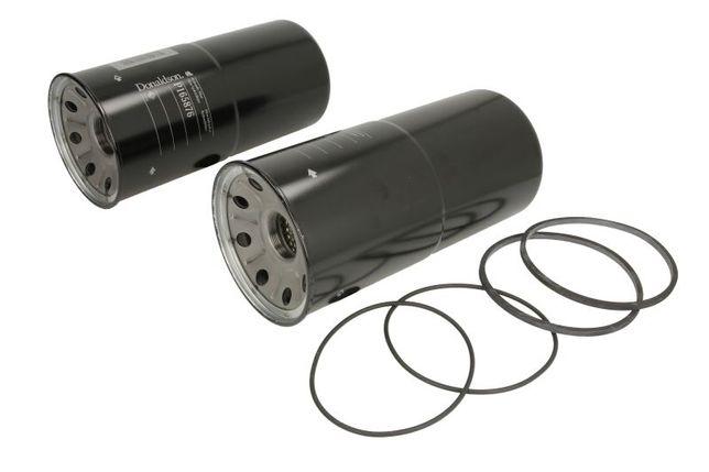 Zestaw (x2) Filtrów hydrauliki Case IH Landini MX150 MX170 Powermaster