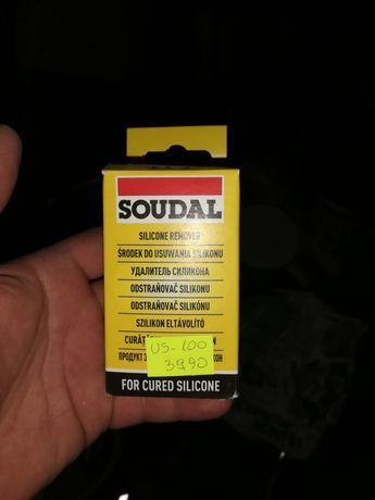 Środek do usuwania sylikonu Soudal