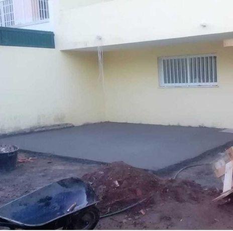Pessoal qualificado procura trabalho na área da construção civil
