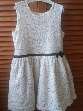 Нарядне плаття Carters + болеро H&M