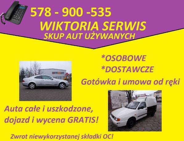 Skup Aut Podlasie Białystok 24/7 samochodów osobowych i dostawczych