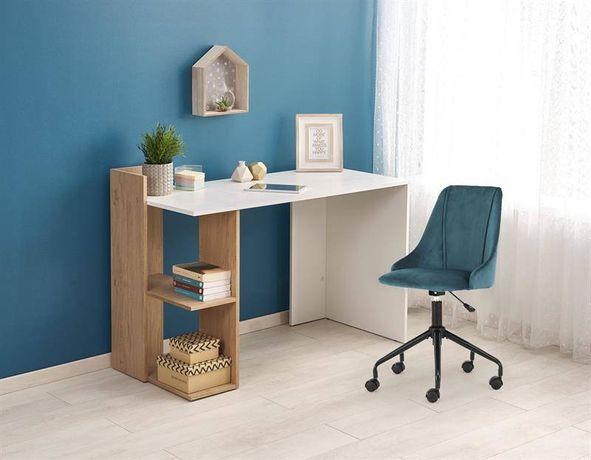 FINO biurko szkolne biurko z półkami różne kolory DOWÓZ GRATIS