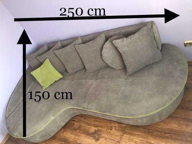 Narożnik/Sofa z Poduszkami