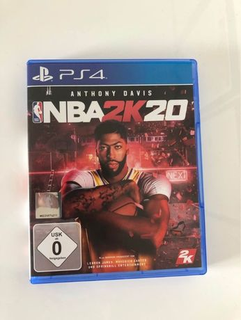 Gra PS4 NBA 2K20