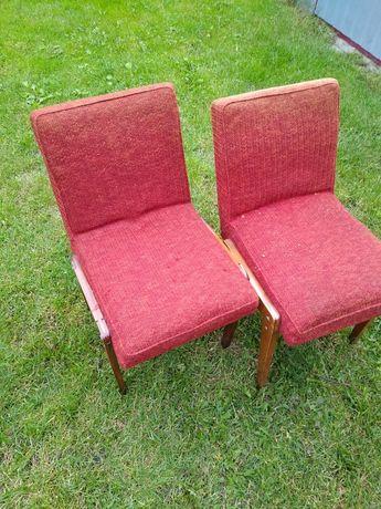 krzeslo prl AGA sztuk 12 rozne