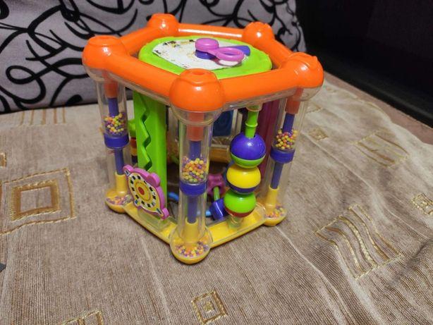 Игрушки для ребенка от 0 до 1 года