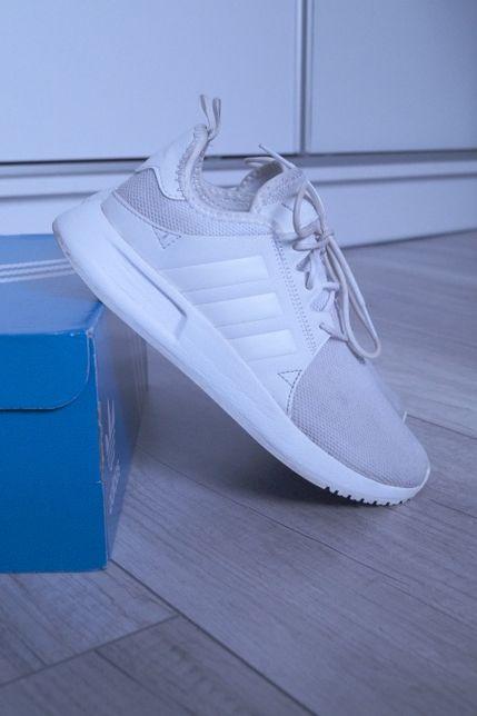 Buty Adidas X_Plr białe