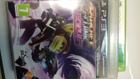 Ratchet and clank Nexus Ps3 Sklep Tychy
