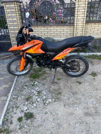 Мотокрос viper vx250