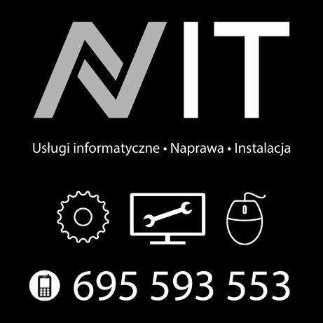 Informatyk, Usługi informatyczne, Naprawa komputerów, Gorzów Wlkp.