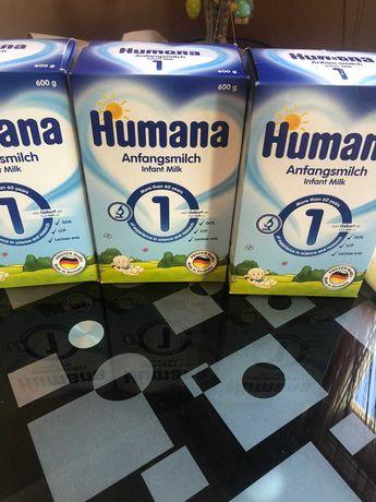 Дитяча суміш (харчування) Хумана 1 (Humana 1)