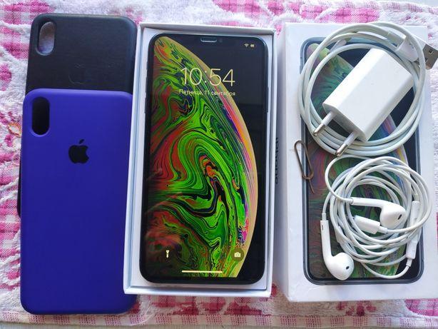 iPhone Xs Max Dual Sim 64gb. ПРОДАЖА или ОБМЕН на младшую модель
