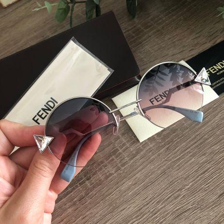 Трендовые очки Fendi оригина