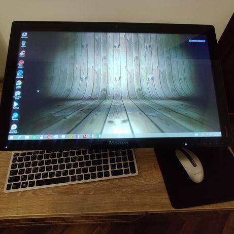 """Моноблок 27"""", с сенсорным экраном, компьютер Lenovo ideacenter A720"""
