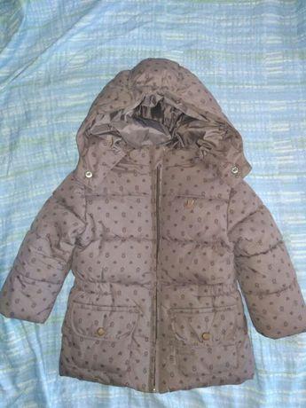 Зимняя куртка 12-18мес