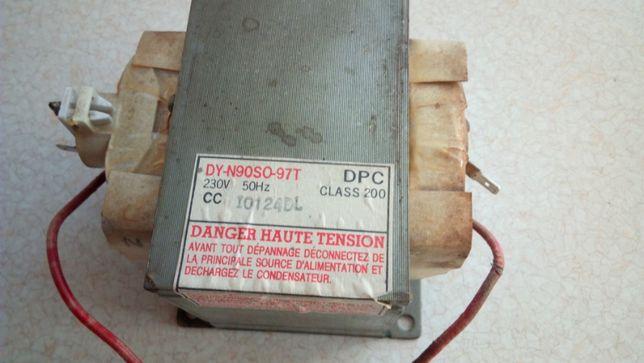 transformator z mikrofali daewoo koc 970t