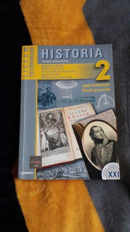 Historia 2 (zakres podstawowy)/podręcznik Operon