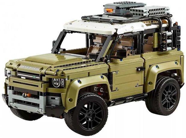 LEGO TECHNIC 42110 Terenówka Land Rover Defender
