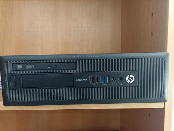 Computador HP  - Intel CORE I5-4570S - RAM 8GB - 500GB