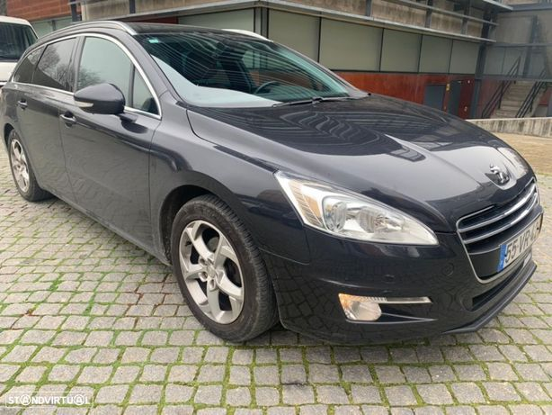 Peugeot 508 SW 1.6 e-HDi Business Line Pack 2-Ttronic