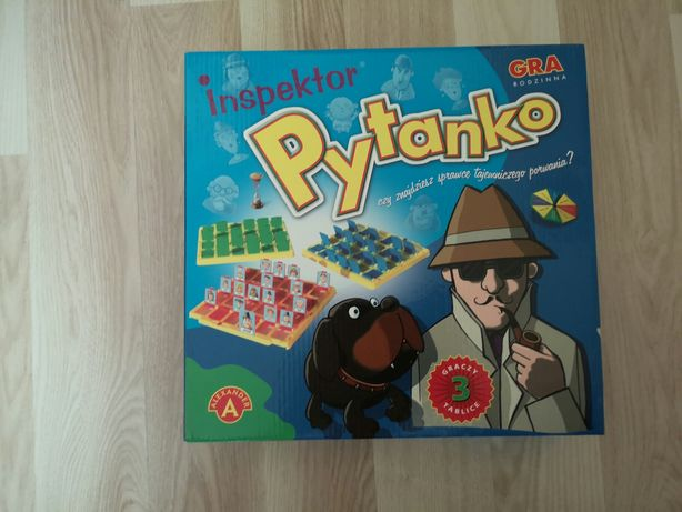 """Świetna gra """"Inspektor Pytanko"""""""
