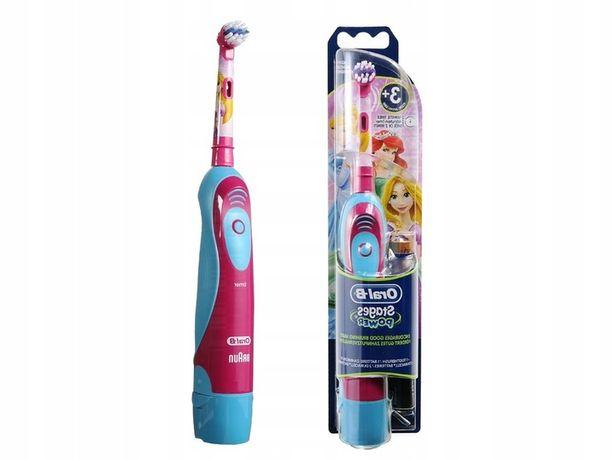 Лучший подарок! Детская электрическая зубная щётка Oral-B braun