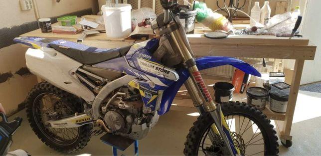 Yamaha 450 yzf…