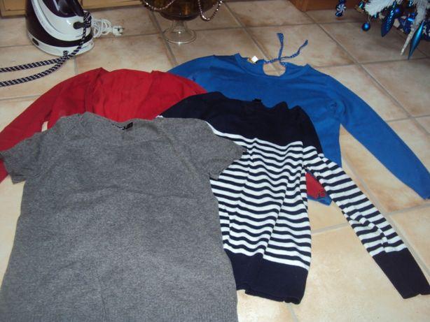 Sweter bluzka paka 35 zł l/xl 40/42