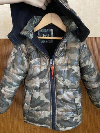 Демисезонная  куртка iXtreme.