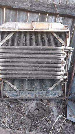 Радиатор на КРАЗ 256