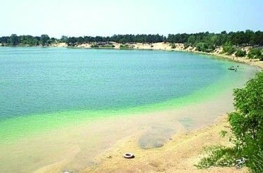 Участок на Голубом Озере