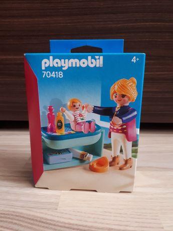 Nowe Playmobil 70418 Pielęgnacja niemowlaka