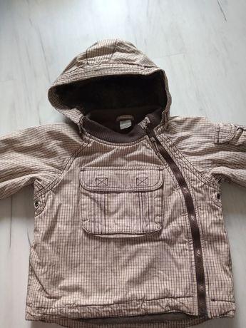 Kurtka chłopięca jesienno-zimowa 86 H&M