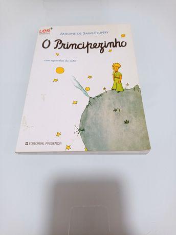 """Livro """" O Principezinho"""""""