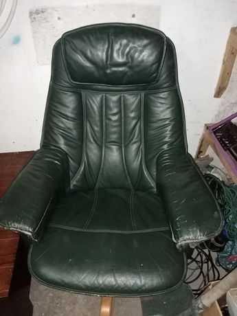 Fotel wypoczynkowy z funkcją roakladania