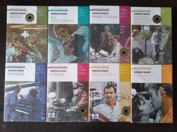 Andrzej Wajda kolekcja DVD (11 dvd)