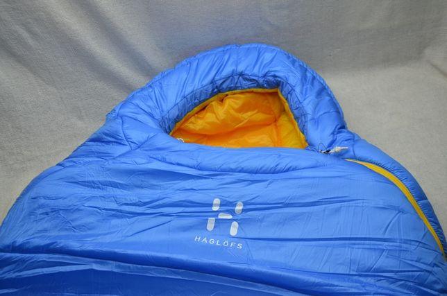 Haglöfs Oryx -14 Left Zipper - спальный мешок с синтетической изоляцие