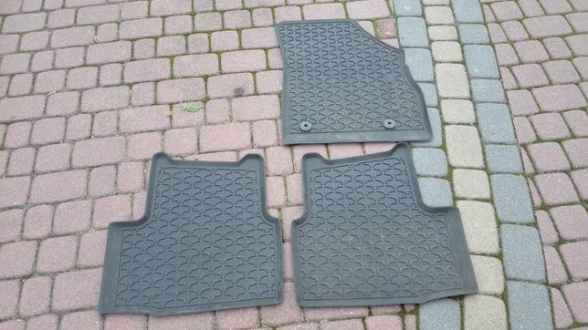 Oryginalne dywaniki gumowe Astra K