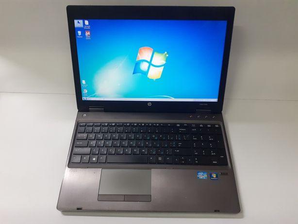 Ноутбук HP 6560b  Процессор intel core i5 2340m 2.4 ghz Видео Intel HD