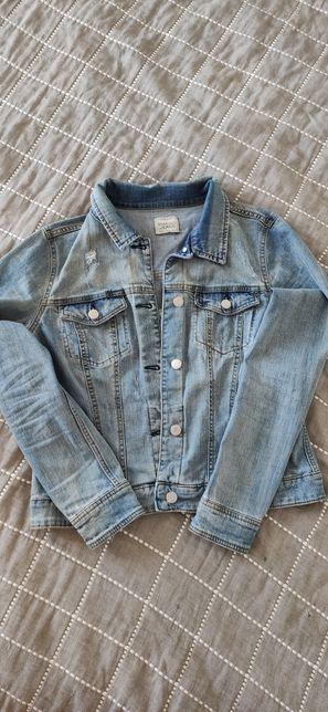 Джинсовая куртка mango джинсовка zara